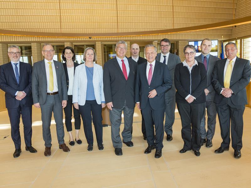 APK des Landtags tauscht sich mit APK des Ständerates aus