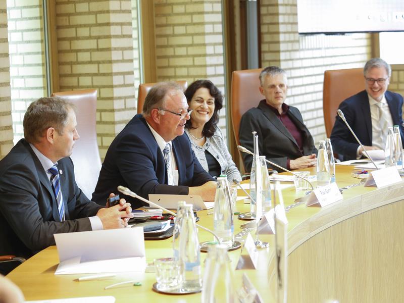 48. Sitzung der Internationalen Parlamentarischen Bodensee-Konferenz